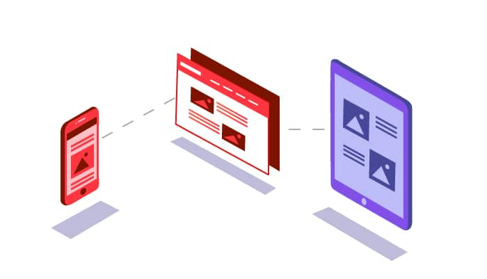 Principles in Responsive Web Design