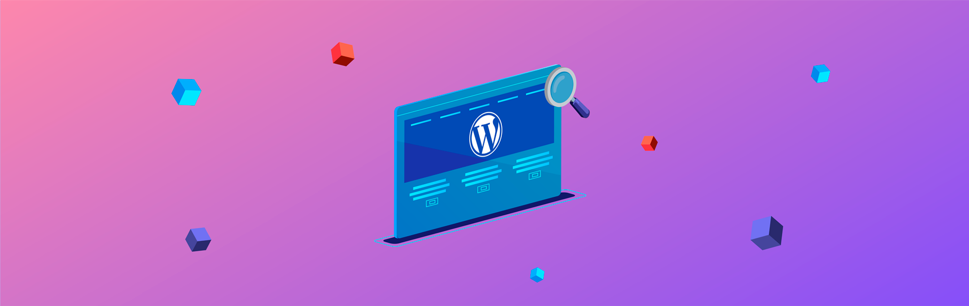 What WordPress theme is a site using