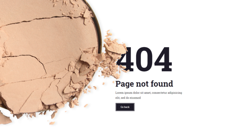 How to optimize a 404 page