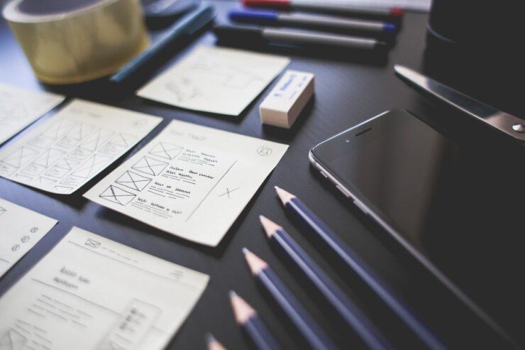 Prepaire to redesign. Create new buyer's journey