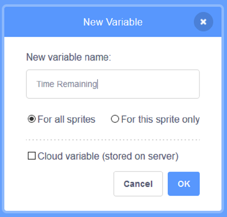 This screenshot demonstrate how to rename variables